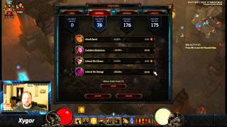 Diablo III Crusader Paragon Allocation 2.1.2