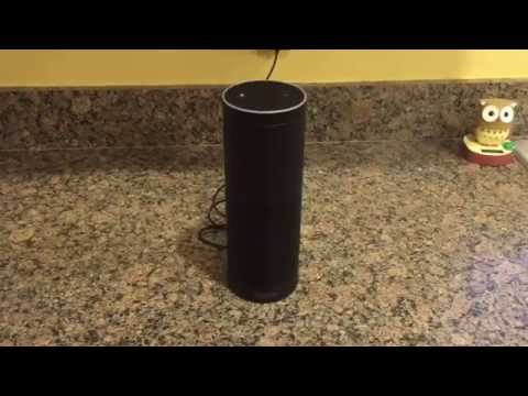 Amazon Echo Tips and Tricks:  Playing Music Demonstration