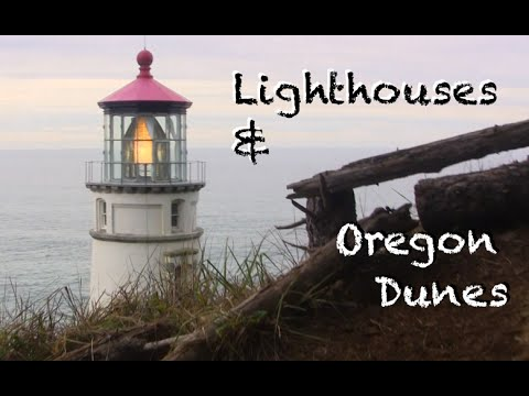 Lighthouses & Largest Coastal Dunes in US