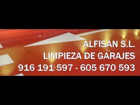 Limpieza de Garajes PAU CARABANCHEL - Av. La Peseta - 916 191 597 ...