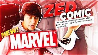 LL STYLISH   NEW MARVEL COMICS FOR ZED!!