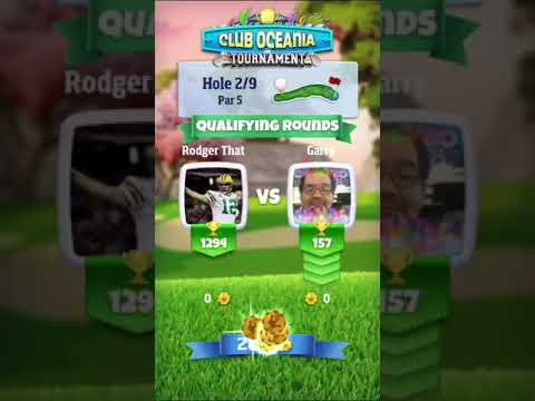 Golf Clash Club Oceania Tournament, Rookie Division Guide