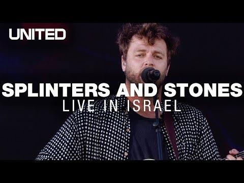 Splinters & Stones Live In Caesarea - Hillsong UNITED