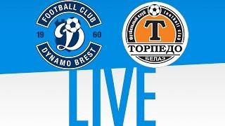 Dinamo Brest vs Torpedo Zhodino full match
