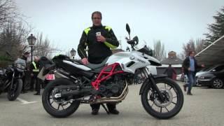Motosx1000 : Presentación BMW F700GS y F800GS 2016