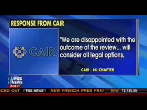Video: CAIR-NJ to Explore Legal Options for NYPD Spying on Muslims