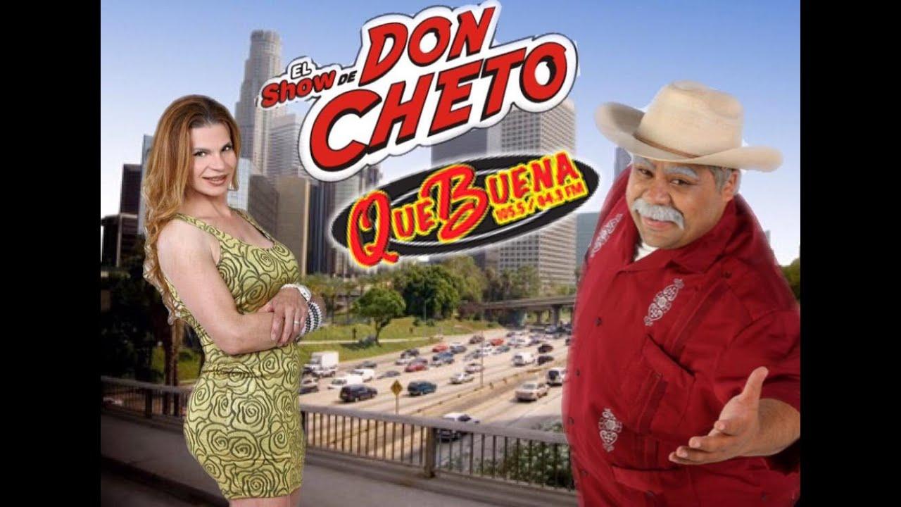 Mhonividente En El Show De Don Cheto Predicciones 11182015 Youtube