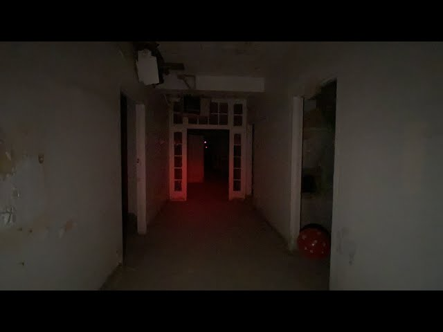 Haunted Abandoned Hospital GHOST HUNT