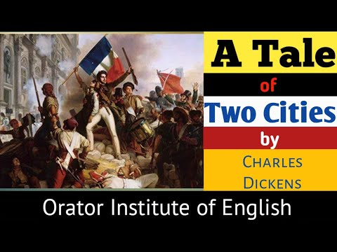 A Tale of Two Cities by Charles Dickens in Hindi
