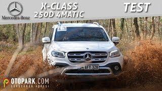 Mercedes-Benz X250d 4MATIC | TEST