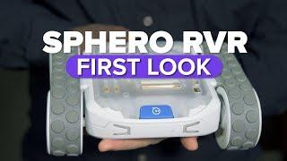 Sphero RVR hands-on