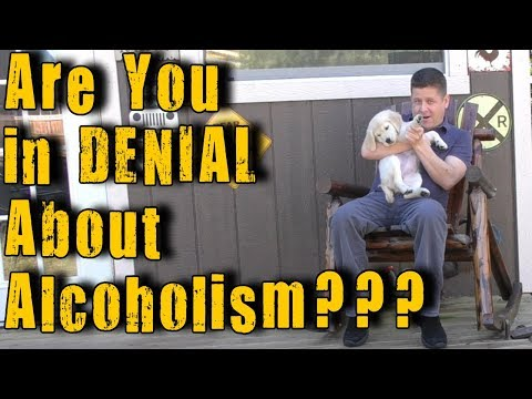 No Joke: The Truth About Alcoholism And Denial – Everything You You Know About Addiction Is Wrong?