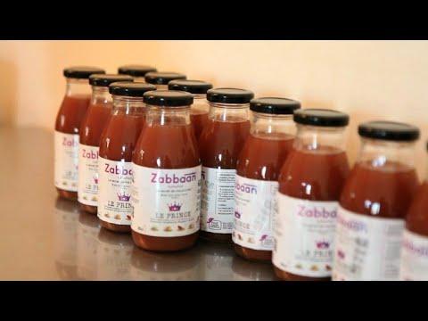 Malian entrepreneur launches innovative juice brand