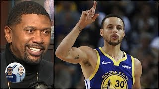 Jalen Rose agrees with Steph Curry on fake moon landing | Jalen & Jacoby