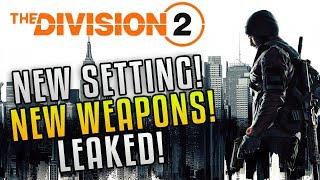 "The Division 2 E3 Leak ""Tom Clancy"