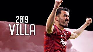 David Villa ● Skills & Goals in Japan ● 2019|HD