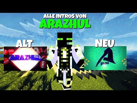 Alle Intros von Arazhul - Vom 08.03.2013 bis 25.05.2016 [1080p] | KalleKonsole