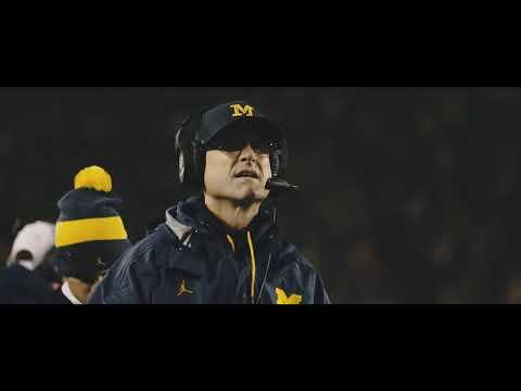 "Michigan Vs Ohio State 2017: ""The Game"" Motivational Film"