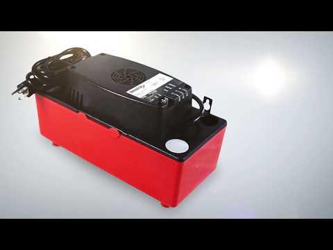 DiversiTech ClearVue Mini Ductless System pump YouTube