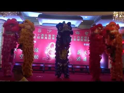 Li qiang Century restaurant performance😊