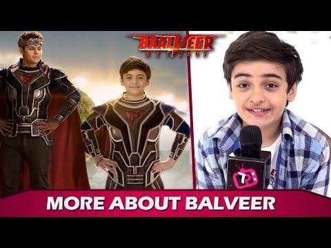 Baalveer Returns SAB TV: Vansh Sayani Aka Vivaan Interview: Reveals Secrets & 1st Episode Experience