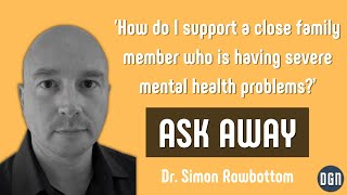 Psychologist Answers Your Questions on Mental Health   Ask Away
