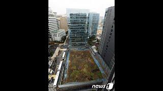 駐韓日本大使館、新築工事が「白紙」に (4/10)