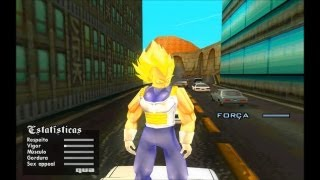 GTA SA EVOLUTION DOWNLOAD SKIN VEGETA SSJ1 v2 FULL HD 1080