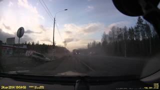 24/04/2015 Ленинградское ш., Недоезжая Спас-Заулка