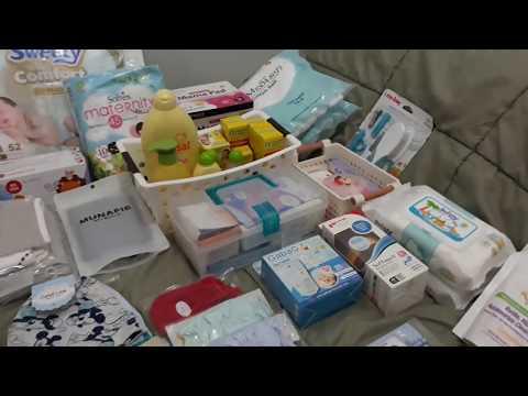 Perlengkapan Baby Newborn | Paling Pokok | Lengkap | Penting