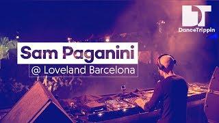 Sam Paganini | Loveland Barcelona - Drumcode DJ Set | DanceTrippin