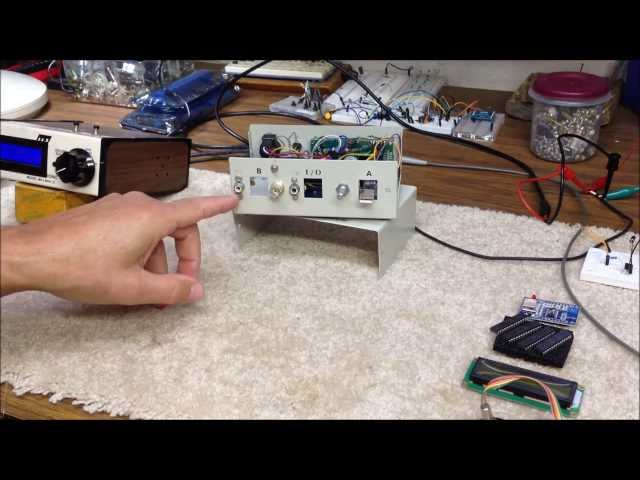 HomeBrew AD9850 Arduino DDS VFO on the Cheap! - VidInfo