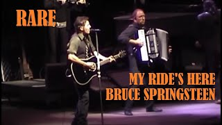 Bruce Springsteen - My Ride's Here Toronto September 10, 2003 PRO audiomix