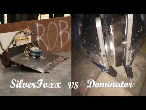 Theem COE vs St.John's COE Robowar Battle