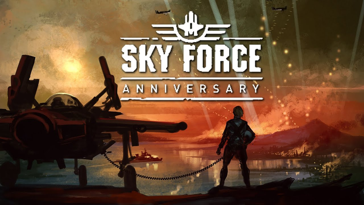 Sky Force Anniversary - PS3/PS4/PS Vita Review