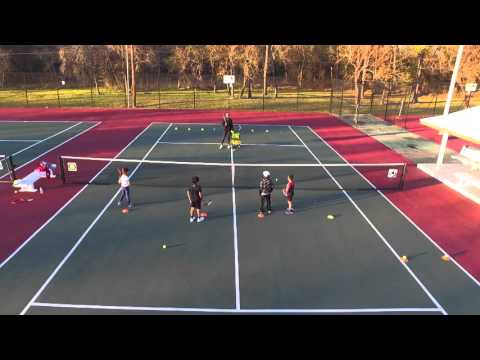 Quickstart Tennis