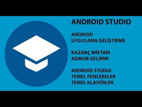 Android Uygulama Geliştirme Ve Kazanç Miktarı