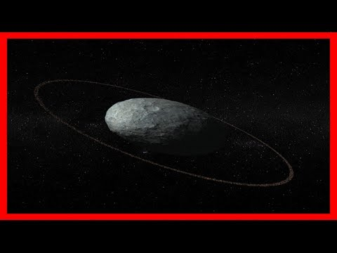 Breaking News | Ring discovered around haumea, an egg-shaped dwarf planet beyond neptune