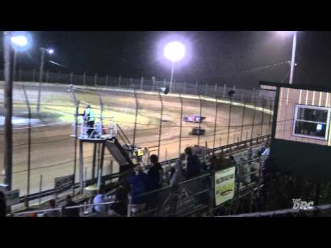 Moler Raceway Park | 8.21.15 | The DRC $1207.56 | Feature