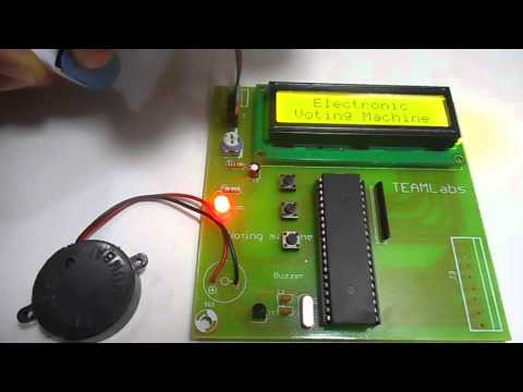 electronic voting machine project using 8051 pdf freegolkes