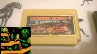 Pirated Famicom Games! (Bootleg Cartridge Collection) in-depth reviews & gameplay