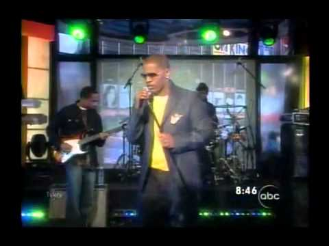 Jamie Foxx DJ Play A Love Song  GMA 02May2006 svcd Tulare ImV2