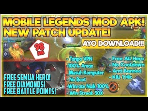 Bot Permanent Mobile Legend Update