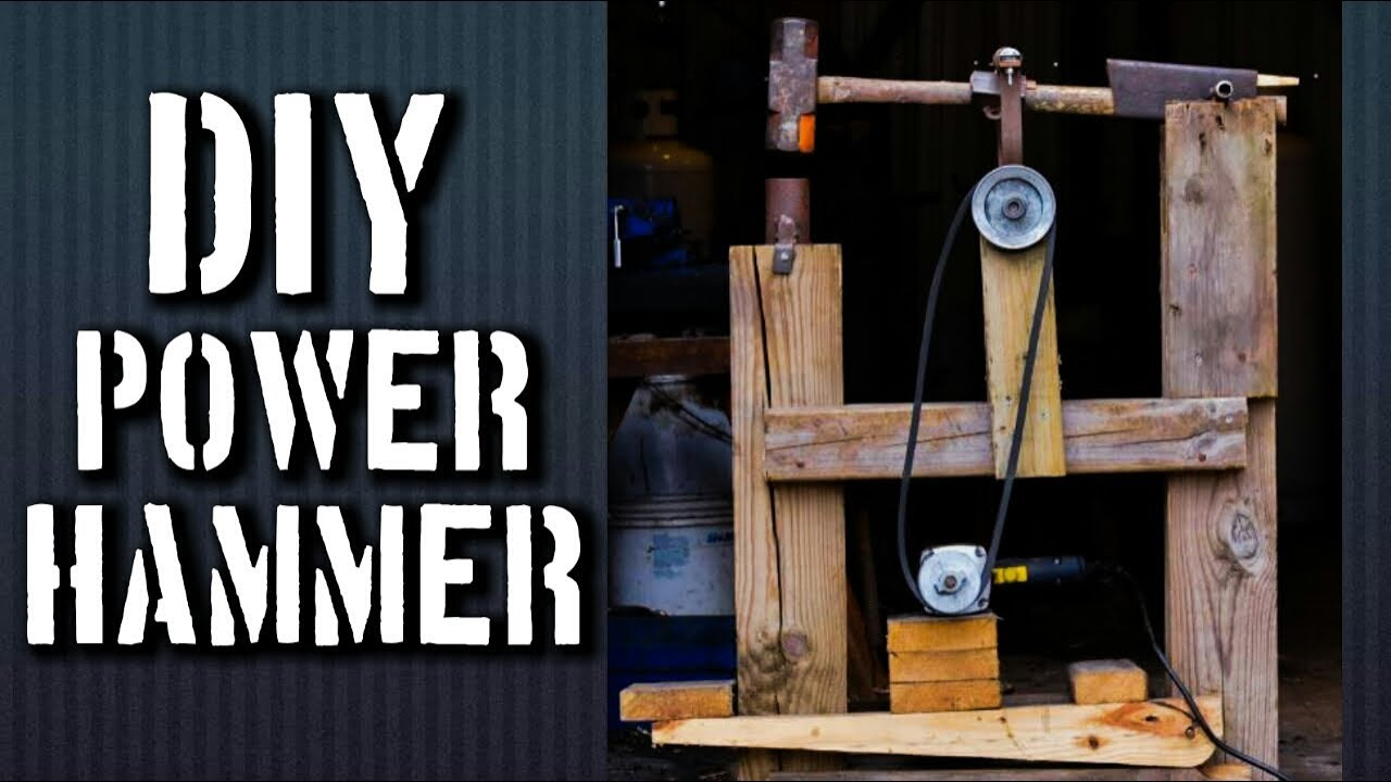 Homemade Power Hammer: REVISTED DESIGN of my Homemade DaVinci Cam Helve  Hammer
