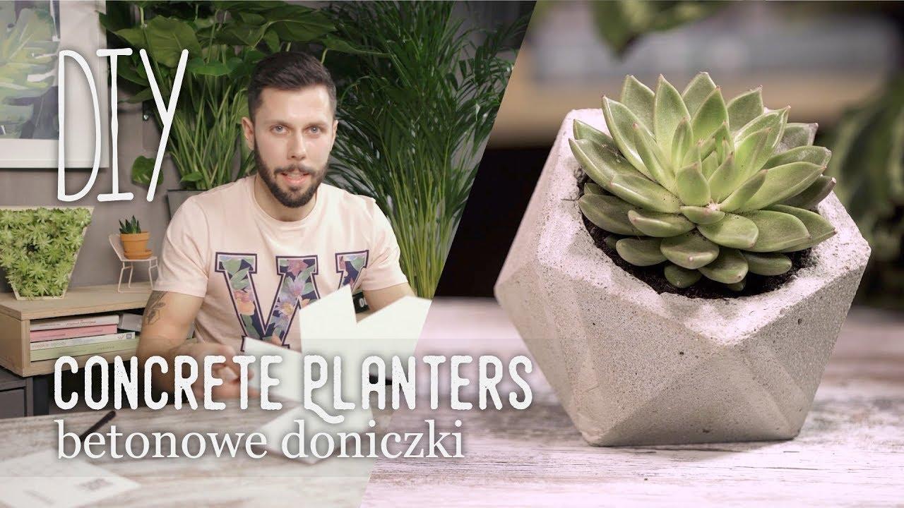 Concrete Planters Diy With Tom The Gardener Ep 1