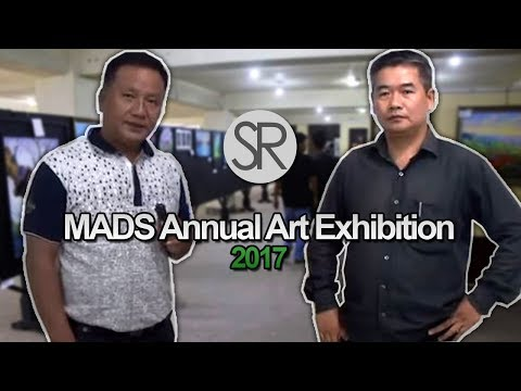 SR : MADS Annual Art Exhibition 2017 [22.09.2017]
