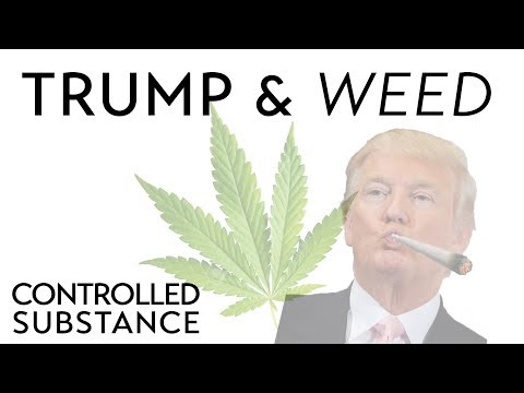 How Trump is legalizing weed in 2018