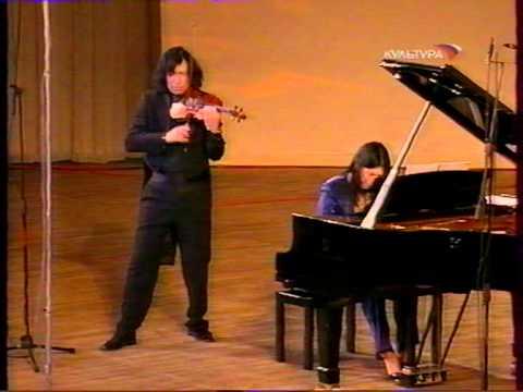 Maxim Fedotov Galina Petrova  Mussorgsky Baba-Yaga Tchaikovsky Concert Hall