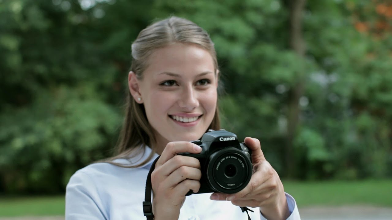 Introducing the EF-S 24mm f/2.8 STM (CanonOfficial) - YouTube