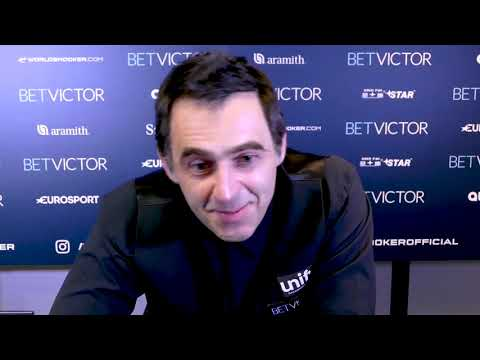Ronnie O'Sullivan POST MATCH INTERVIEW | Northern Ireland Open Final | #Snooker